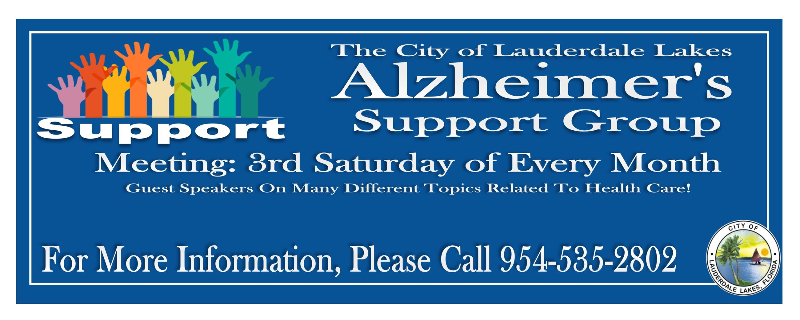 Support Group banner