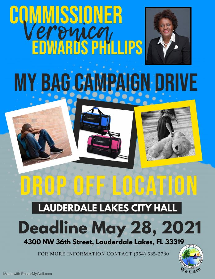 My Bag Campaign Flyer 2021 v1.